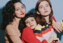 Mitra Jouhari, Sandy Honig and Alyssa Stonoha, Three Busy Debras