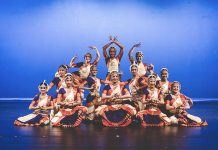 UCLA Taara is a classical dance team