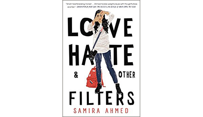 """Love, Hate and Other FIlters"" By Samira Ahmed"