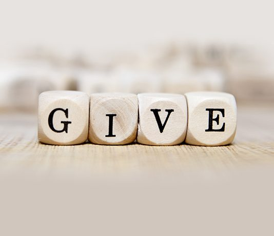 Indian American charitable giving