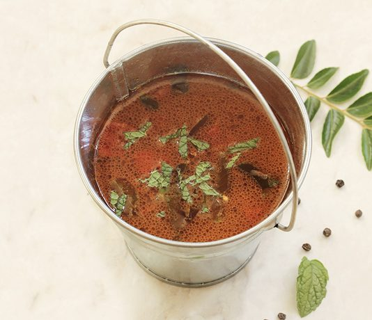 Rasam is a classic superfood