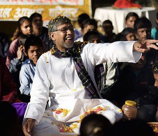 kailash satyarthi, the price of free