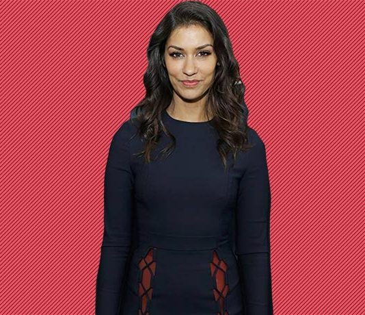 Janina Gavankar Actress