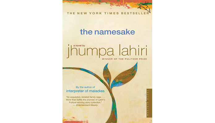"""The Namesake"" Jhumpa Lahiri"