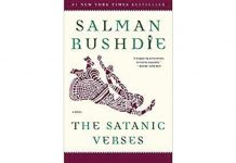 Salman Rushdie's 'The Satanic Verses' was published in 1988